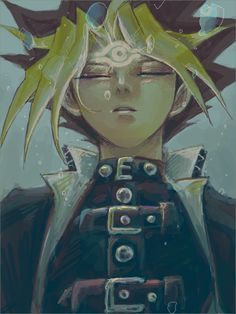 Hi. Yami Yugi (particularly from Season 0 and the early manga) is my favorite character. That is...
