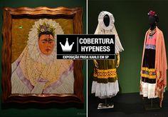 """Símbolo de poder feminino, a artista mexicana Frida Kahlo finalmente tem suas obras expostas no Brasil depois de uma longa espera. A partir do dia 27 de setembro, no Instituto Tomie Ohtakeem São Paulo, o público pode conferir a mostra""""Frida Kahlo - conexões entremulheres surrealistas no México"""", dedicada a ela e suas colegas, outras grandes mulheres pintoras. Focada no universo feminino e suas várias vertentes, a exposição reúne trabalhos que falam sobre identidade, família, maternidade e…"""