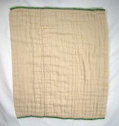 Cloth-eez® Prefold Diapers -- XL organic = $49