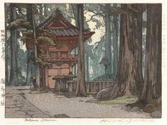 """Takinoo Shrine"", 1941"