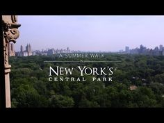 The Ritz-Carlton New York, Central Park - Summer Walk in Central Park - YouTube
