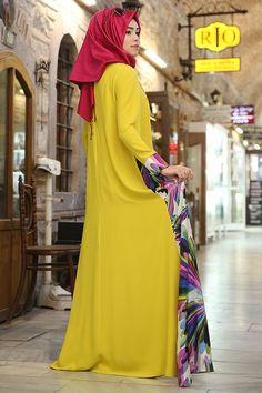 Oksit Abaya Elbise