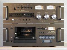 Vintage Technics RS-9900US 1978-79