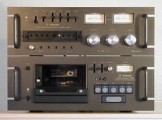 Vintage Technics RS-9900US 1978-79