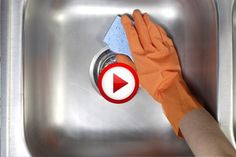 Speed Cleaning In The Kitchen Video #cooking, #kitchen, #food, #pinsland, #howto, https://facebook.com/apps/application.php?id=106186096099420