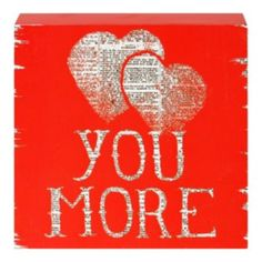 New View ''You More'' Wall Plaque