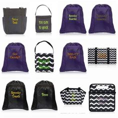 Halloween ideas from Thirty-One