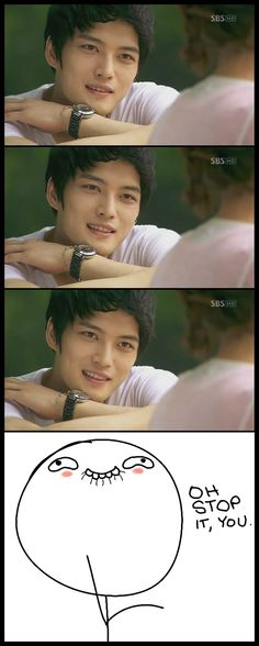 jaejoong in protect the boss    oh stop staring at me like that,, youuu... *salahh
