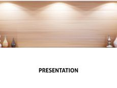 Minimal style powerpoint template abstract powerpoint templates interior design powerpoint template toneelgroepblik Image collections