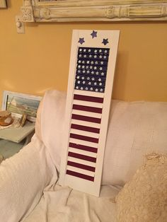 A personal favorite from my Etsy shop https://www.etsy.com/listing/465156229/american-flag-shutter