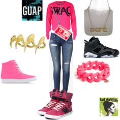 swagg outfits for girls | ... list girls hbo title sequence cute mexican girls with swag and dimples