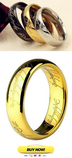One ring to rule them all, lotr jewellery 50% Off + Free Worldwide Shipping