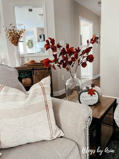 Early Fall Decorating