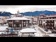 Astera Bansko Apartment Tourist Complex & SPA is located only 200 metres from the gondola lift in Bansko and offers a fully equipped spa area, an après-ski. Bansko Bulgaria, Gondola Lift, Hotel Spa, Places To Visit, Mansions, House Styles, Outdoor, Villas, Greece