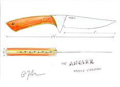 Knife Template, Knife Patterns, Knife Sheath, Custom Knives, Sketch Design, Knife Making, Knives, Projects, Manualidades