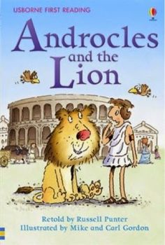 """Read """"Androcles and the Lion: Usborne First Reading: Level Four"""" by Russell Punter available from Rakuten Kobo. It's a hard life being a slave in Ancient Rome. So Androcles escapes to the forest – and comes face to face with a lion. First Reading Books, Reading Stamina, Lion Book, Genre Study, Habits Of Mind, Owl Kids, Kindergarten Books, Early Readers, Reading Levels"""