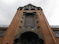 eglise, montmartre, abbesses, paris