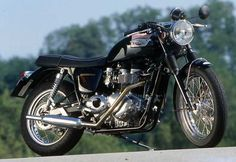Triumph Bonneville Special by Talamo - Love at first sight.