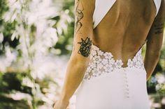 Looking through the glasshouse. Wedding planner Sí, te requetequiero - Foto Yeray Cruz