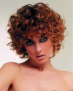 Short Curly Hairstyles 2015-10