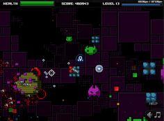 Pixel Purge - An Indie Shooter Game | Game Jolt