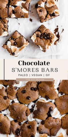 Healthy Vegan Desserts, Healthy Chocolate, Paleo Dessert, Healthy Sweets, Gluten Free Desserts, Sweets Recipes, Real Food Recipes, Baking Recipes, Delicious Desserts