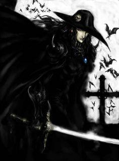 Vampire Hunter D Bloodlust - Anime - Isam