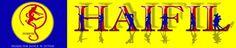 Logo - Haifil Dance Academy http://www.haifil.in