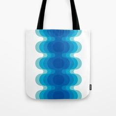 Fresh From The Dairy: Three Spring Trends Popping up Everywhere - Design Milk Cute Tote Bags, Beach Tote Bags, Canvas Tote Bags, Reusable Tote Bags, Palm Leaf Wallpaper, Ocean Canvas, Big Wall Art, Rainbow Art, Nordic Design