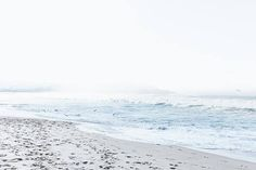 Light beach print Bondi Beach Beach photography Ocean