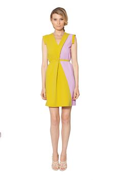 BONNIE BELTED DRESS from RAOUL