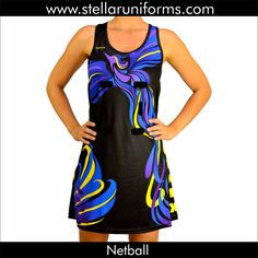 Custom Designed Sportswear: Created Just For You – Stellar Online Netball Dresses, Sportswear, Custom Design, Just For You, Exercise, Outfits, Fashion, Ejercicio, Moda