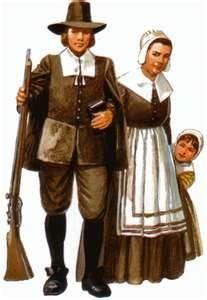 pilgrims.........classic picture