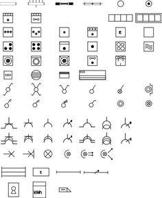 Electrical Drawing Symbols Australia Zen Diagram