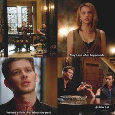 #TheOriginals #3x06 - Freya, Klaus, and Elijah