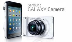 Samsung launches Android-powered based Galaxy Camera in India at Rs 29,900, The camera comes with a 16-megapixel Camera, 4.8-inch HD Super Clear LCD screen.