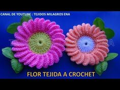 Step By Step To Crochet Flower Margarita - ilove-crochet