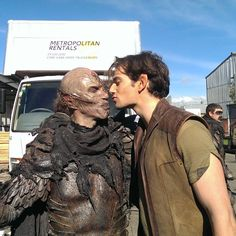 """""""Is #Catania really the only one that can unlock the love of #Bandon's heart?  #dagdamor #Shannara"""""""