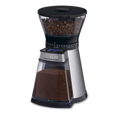 Cuisinart Programmable Conical Burr Coffee Grinder CBM-18N