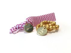 Wir lieben diese elastischen Bänder... #braclets #elastic #pearls #armbänder #perlen