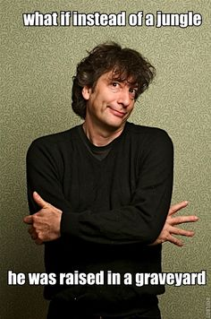 Give-Up Gaiman