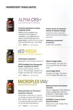 Fighting Fatigue with doTERRA's Life Long Vitality Pack | Happy & Healthly with doTERRA Essential Oils