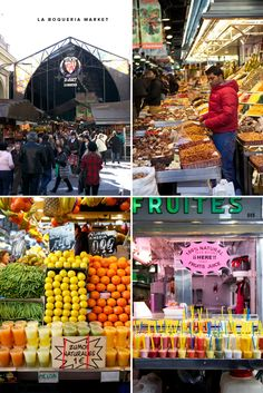 Great blog entry about some lesser known (and better known) places in Barcelona and Madrid.
