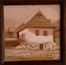 Výsledok vyhľadávania obrázkov pre dopyt drevenice hrustin Painting, Art, Art Background, Painting Art, Kunst, Paintings, Performing Arts, Painted Canvas, Drawings