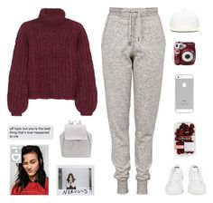 """Untitled #1011"" by theonlynewgirl ❤ liked on Polyvore featuring Topshop, adidas, Chloé, DRKSHDW and Polaroid"