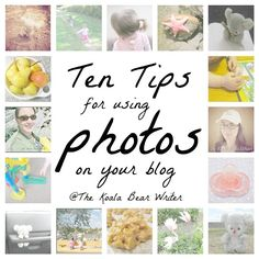 10 Amazing Photo Tips for Bloggers | Photo Tips for Beginners | The SITSGirls