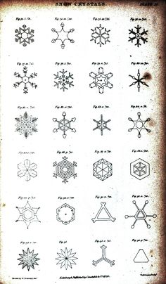 Physical science - Snowflake crystal structure NOAA (3)