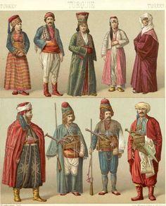 Turkey and The Ottoman Empire - History of Fashion Design