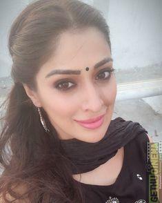 Raai Laxmi Black Chudi pretty Actress Raai Laxmi 2018 New Social Media Stills South Indian Actress Hot, Indian Actress Hot Pics, Most Beautiful Indian Actress, Beautiful Actresses, Indian Actresses, Actress Anushka, Bollywood Actress, Malayalam Actress, Lakshmi Actress