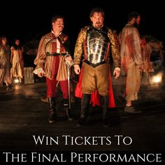 Want to experience the final performance of MAN OF LA MANCHA? Head to our Facebook page to find out how to win a pair of tickets to the April 11th performance. And, to ensure your seat at the final 3 performances, head to www.serenbeplayhouse.com for tickets! Man Of La Mancha, Win Tickets, April 11, Finals, How To Find Out, Pairs, Facebook, Final Exams